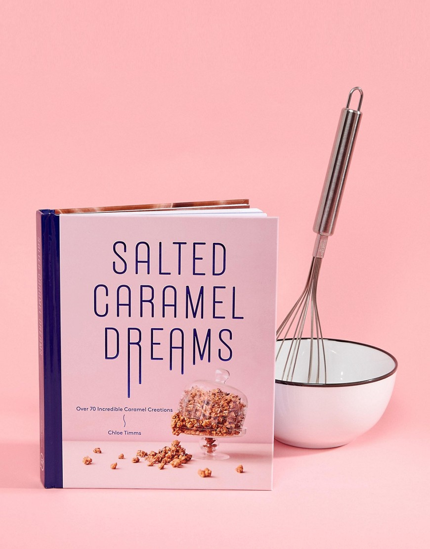 Salted Caramel Dreams Book - Multi