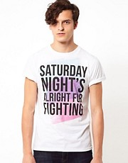 Camiseta Saturday de Se7en