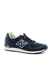 New Balance - 576 - Scarpe da ginnastica in pelle prodotte in Inghilterra