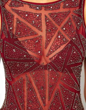Image 3 ofASOS PETITE Exclusive Vest With Embellishment