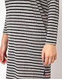 Image 3 ofPaul by Paul Smith Striped Jersey Mini Dress