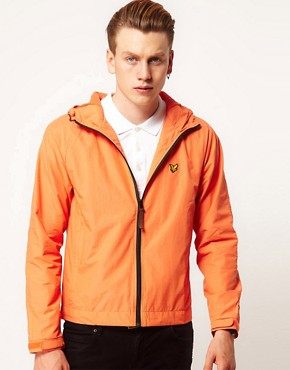 Image 1 ofLyle &amp; Scott Vintage Hooded Jacket