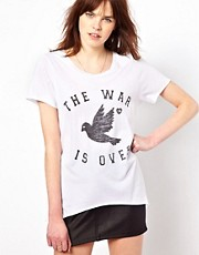 Zoe Karssen War Is Over T-Shirt