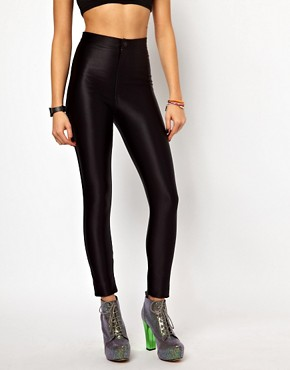 Image 4 ofAmerican Apparel Disco Pant