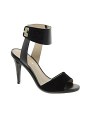 Whistles Grapelini Ankle Strap Sandals