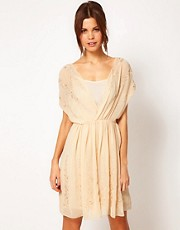 Jovonna Dress With Embroidery