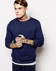 ASOS Sweatshirt With Crew Neck