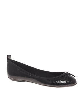 Image 1 ofMiss KG Lola2 Patent Ballet Pump