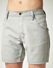 Diesel - Pantaloncini da bagno effetto denim