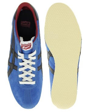 Image 3 ofOnitsuka Tiger Runspark Suede Trainers