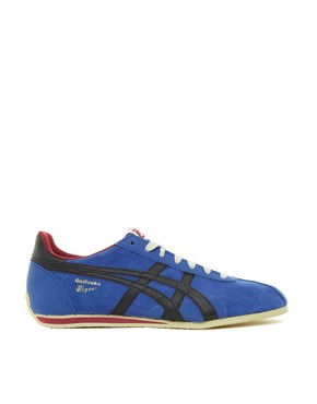 Image 4 ofOnitsuka Tiger Runspark Suede Trainers