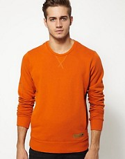 Diesel Sweat Crew Neck Sleaffy