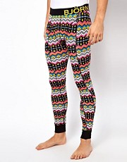 Bjorn Borg Nordic Knit Meggings