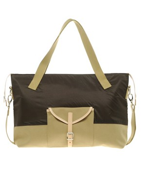 Image 1 ofTent Holdall Bag Exclusive to ASOS