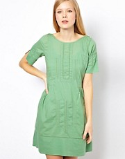 NW3 Aurelia Dress in Cotton