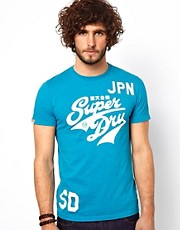 Superdry Stacker Entry T-Shirt