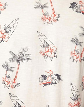 Image 3 of Worn By Hawaiian T-Shirt