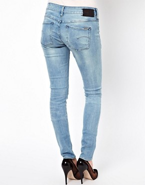 Image 2 ofG-Star 3301 Skinny Jeans