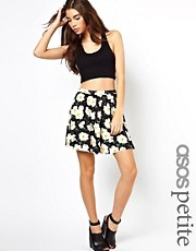 ASOS PETITE Exclusive Pansy Skater