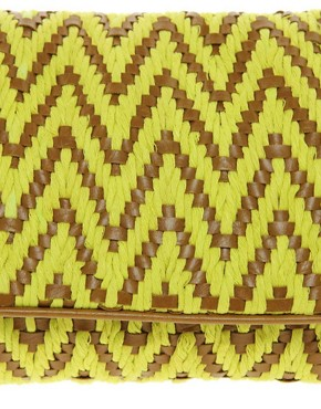 Image 4 ofFrench Connection Woven Bag