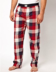 Jack & Jones Check Lounge Pants