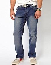 Loyalty &amp; Faith Jeans Comfort Fit Light Wash