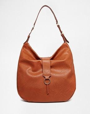 ASOS Ring Detail Hobo Shoulder Bag