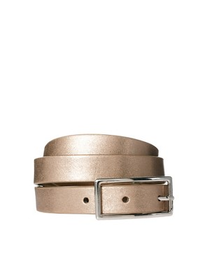 Image 1 ofPieces Eliana Metallic Belt
