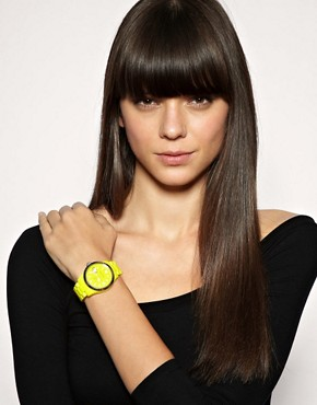 Image 2 ofLTD Yellow Bracelet Watch