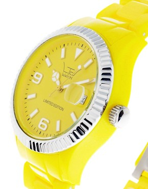 Image 3 ofLTD Yellow Bracelet Watch