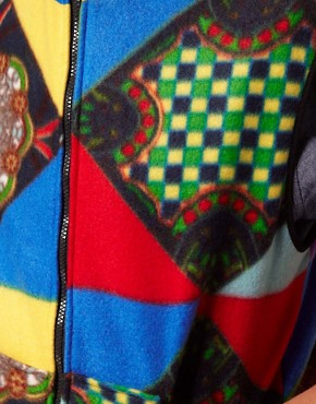 Image 3 of Reclaimed Vintage Fleece Gilet