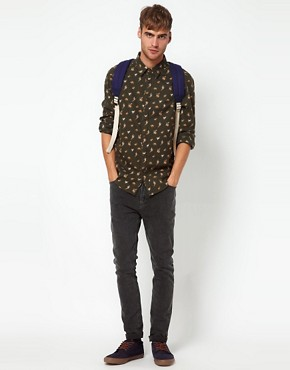 Image 4 ofRiver Island Shirt with Country Print