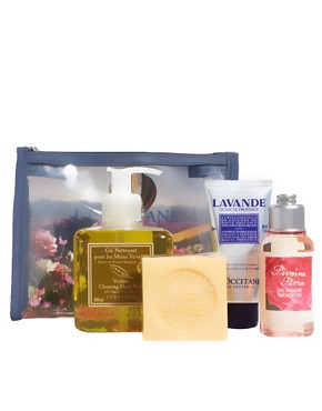 Image 1 ofL&#39;Occitane Limited Edition Spring Harvest Collection