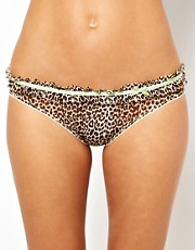 B.Tempt&#39;d Mini Leopard Brief