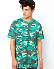 A Question Of T-Shirt with Camo Print