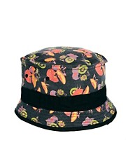 ASOS Reversible Bucket Hat in Fruit Print