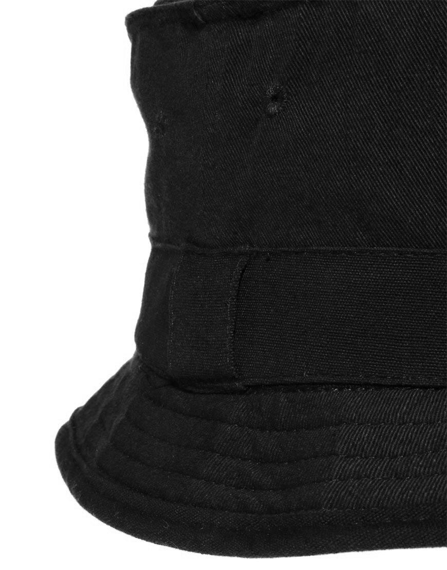 Image 2 ofASOS Reversible Bucket Hat in Fruit Print