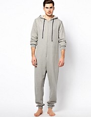Chelsea Peers Gray Onesie