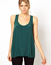 ASOS Woven Tank