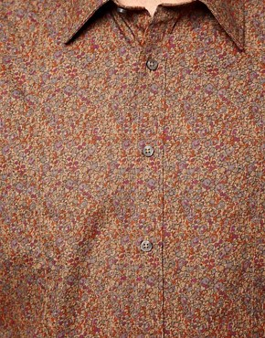 Image 3 ofDrykorn Shirt with Floral Print