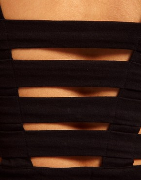Image 3 ofMotel Strappy Back Cropped Top