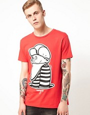Supremebeing T-Shirt Swag Mr Penfold