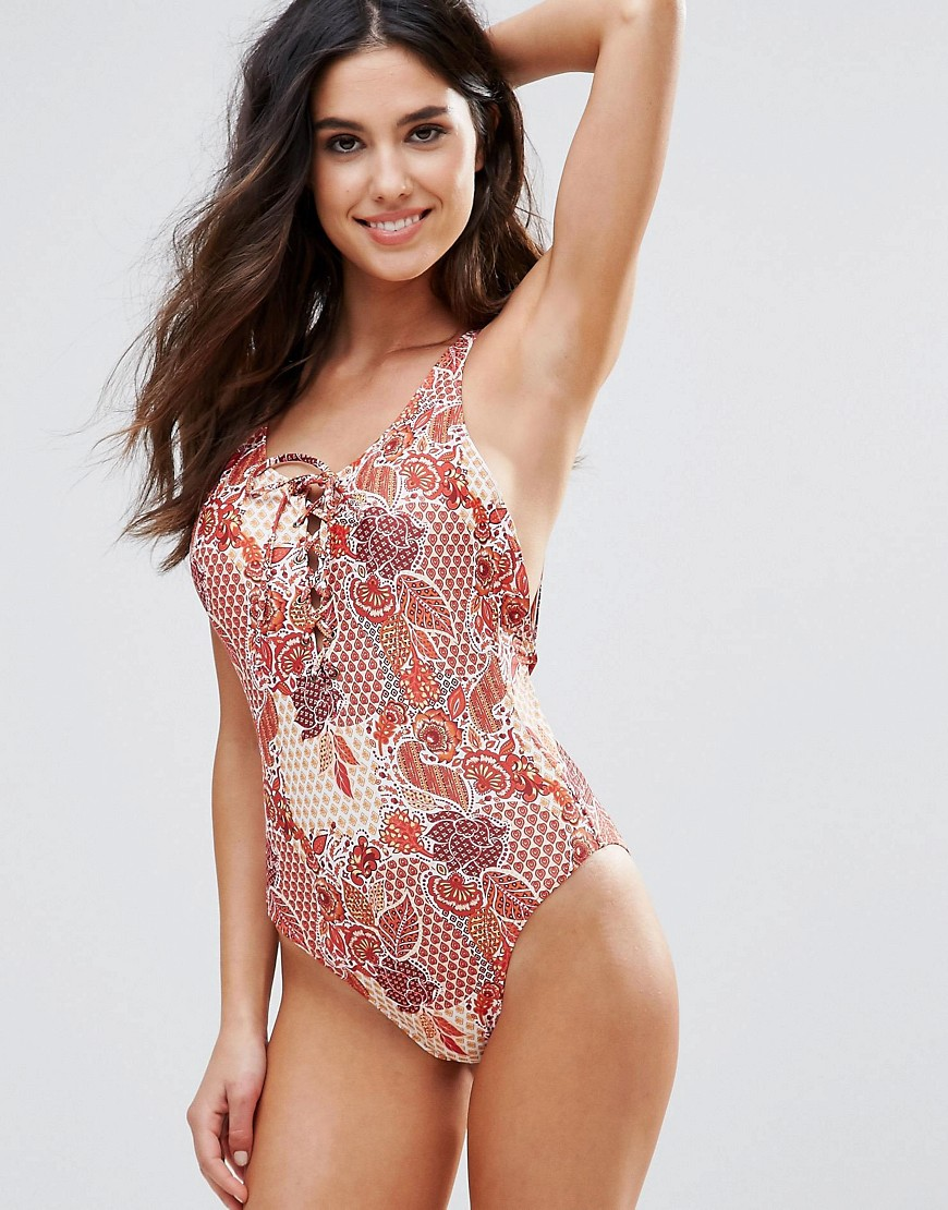 All About Eve Spirited Swimsuit - Summer romance