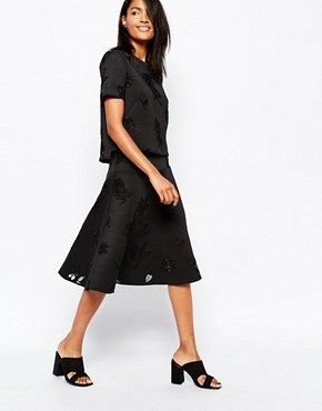 Whistles Edie Full Skirt