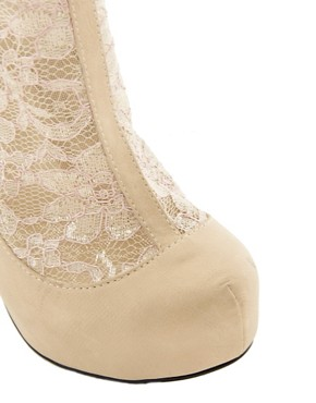 Image 3 ofASOS TWINKLE Shoe Boots with Lace Detail