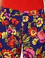 Image 3 of River Island Floral Print Pant
