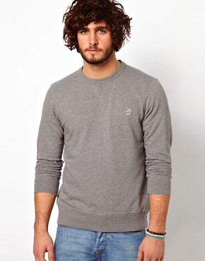 Image 1 of Paul Smith Jeans Sweatshirt with Zebra
