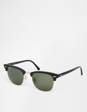 Image 1 ofRay-Ban Clubmaster Sunglasses