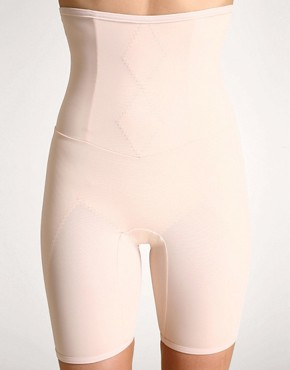 Image 1 ofMaidenform Firm Control Waistshaper Thigh Slimmer