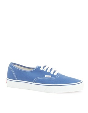 Image 2 of Vans Authentic Plimsolls